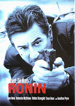 RONIN (アメリカ映画/パンフレット)