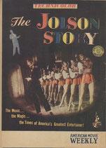 ジョルスン物語(米・映画・AMERICANMOVIE WEEKLY/プログラム)