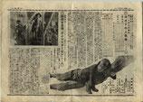 ロイドの人気者/剣侠大盗傳/ロスト・ワールド(チラシ洋画/東京館ニュース)