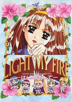 LIGHT MY FIRE ライト・マイ・ファイヤーはじめまして(アニメポスター)