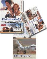 ギルバート・グレイプ(VHSビデオ・パッケージ・サンプル+映画宣材)