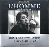 「L'HOMME」真田広之写真集(写真集)