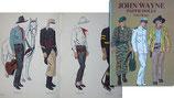 JOHN WAYNE PAPER DOLLS(ジョン・ウェイン着せ替え紙人形)(英文映画関連書)