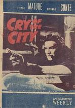 都会の叫び(米・映画・AMERICANMOVIE WEEKLY/プログラム)