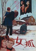 女狐(イギリス・アメリカ映画/プレスシート)