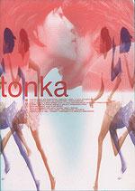 tonka 裸足のトンカ(フランス映画/パンフレット)
