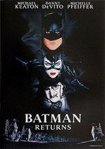 バットマン・リターンズ(アメリカ映画/パンフレット)
