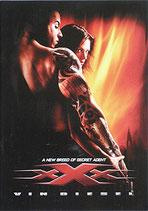 X X X・・ トリプルX(アメリカ映画/パンフレット)