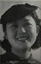 高杉妙子(ブロマイド/軍事郵便はがき)