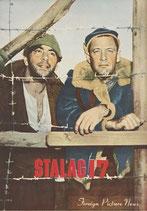 第十七捕虜収容所(Foreign Picture News/パンフレット)