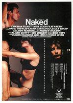 Naked[ネイキッド](チラシ洋画)