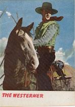 西部の男(国際出版社/洋画パンフレット)