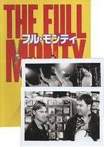フル・モンティ(イギリス映画/パンフレット+スチール写真2枚)
