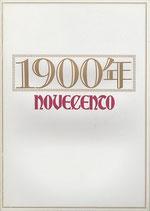 1900年(伊・仏・西独・合作映画/パンフレット)