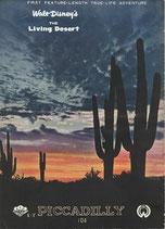 砂漠は生きている(米・映画・S・Y・PICCADILLY洋画パンフレット)