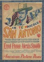 サン・アントニオ(米・映画・American Picture Neus/プログラム)