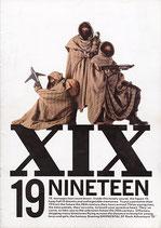 19・NINETEEN(邦画パンフレット)