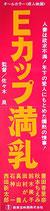 Eカップ満乳(ピンク映画スピード版プレスシート)