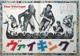 ヴァイキング(アメリカ映画/プレスシート)