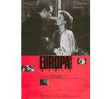 ヨーロッパ(赤・黒モノトーン版・チラシ洋画)