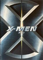 X-MEN(アメリカ映画/パンフレット)