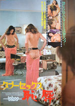 タブー・セックス 恥辱(ピンク映画/洋画ポスター)