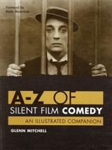A-Z OF SILENT FILM COMEDY(無声喜劇映画事典)(映画書/洋書)