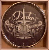 Duke-Bass Wanduhr