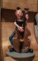Duke Bass Spieler Figur