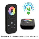 Sys-One RGB+W 4 Zonen Fernbedienung Multifunktion