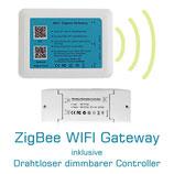 WiFi-ZigBee Gateway inkl. Controller