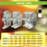 Tagesmiete Grani 2 x 10 / 12 Liter