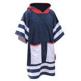 MADNESS Change Robe Poncho  Mariner