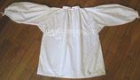 Chemise XVIIème à col droit