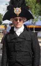 Gilet fin XVIIIe - Magistrat, Maire, Constituant, Représentant du peuple sous la Révolution Française