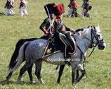 Schabraque de Capitaine de Chasseur à cheval de la Garde