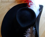 Chapeau en feutre - XVIIe