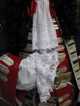 Cravate milieu XVIIe - XVIIIe