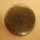 Bouton métal bronze bombé 20 mm
