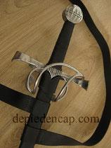 Fourreau et ceinture porte épée XVIème
