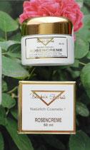 Beatrix Strobl Rosencreme 50 ml - gehaltvolle Creme normale bis reife Haut