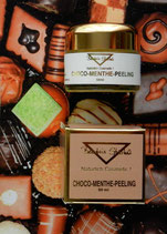 Beatrix Strobl CHOCO MENTHE PEELING 50 ml - Öl-Peeling