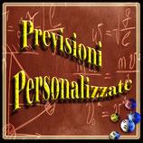 Previsioni personalizzate