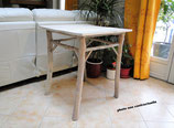 Table naturel