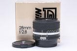 Nikon Ai-s 28mm F2.8