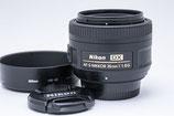 Nikon AF-S 35mm F1.8 G DX