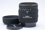 SIGMA EX 50mm F2.8 DG MACRO EOS用