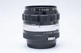 Nikon Nikkor-O.C Auto 35mm F2 (非Ai)