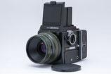 Zenza Bronica SQ-A, Zenzanon-S 80mm F2.8(サファリ), 120 フィルムホルダー