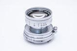 Leica Summicron 5cm F2 1st 沈胴 (M)